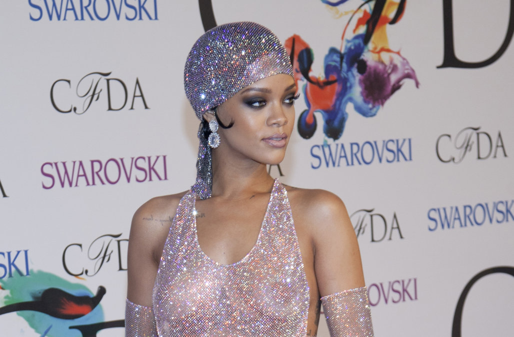 Rihanna teams up with French luxury giant LVMH