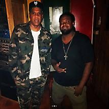 Jay Z Visits Jamaica