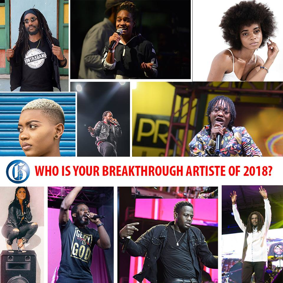 JaRIA Awards - Breakthrough Artiste and the Song of the Year