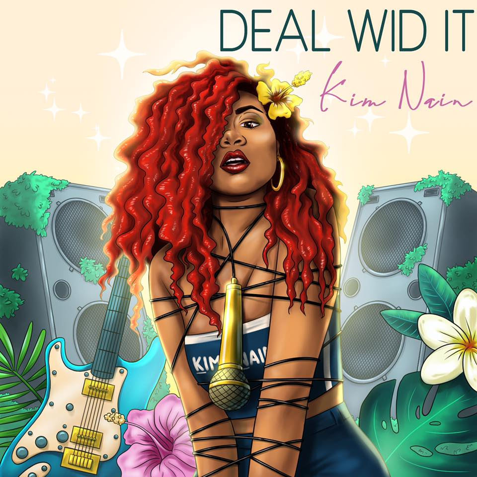 "Kim Nain Debut Album ""DEAL WID IT"" this November."